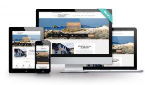 Création de sites responsive pour hôtels