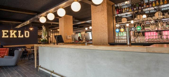 Le groupe Eklo ouvre un nouvel hôtel à Lille, éco-responsable, design et collaboratif
