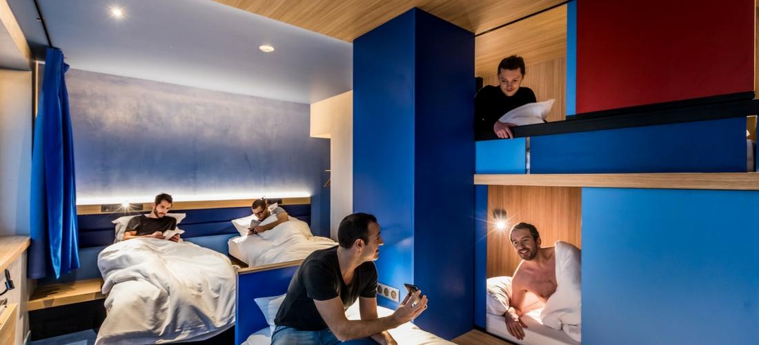 Le Yooma Lodge : un nouveau concept d'hôtellerie à Paris dédié aux groupes