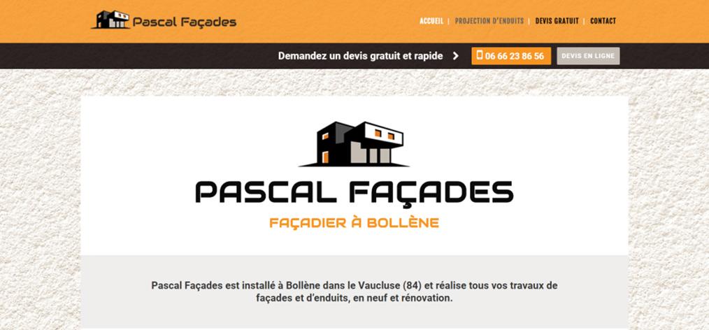 pascal-facades